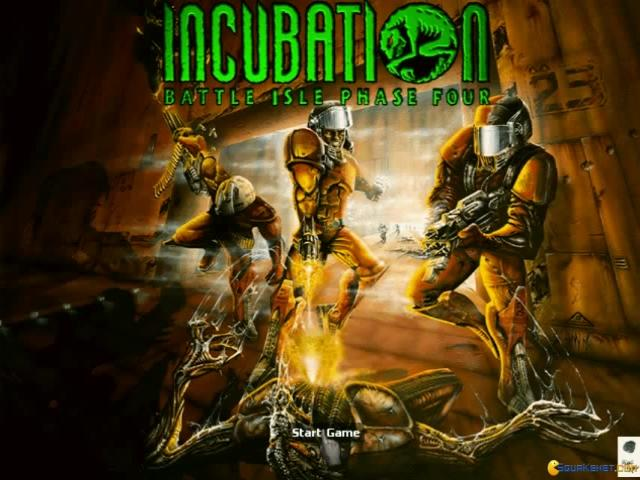 Incubation - game cover