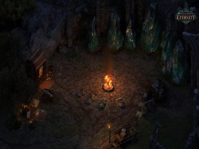 Pillars of Eternity: Champion Edition - game cover