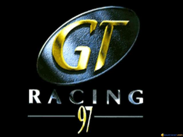 GT Racing '97 - game cover