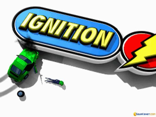 Ignition - title cover