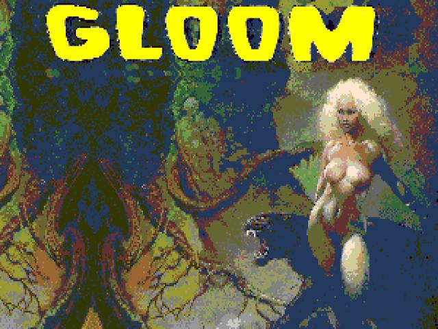 Gloom - title cover