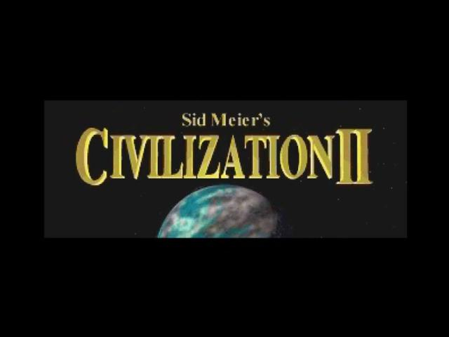 Civilization 2 - title cover