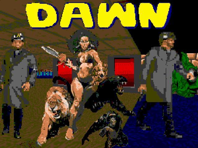 Dawn - title cover