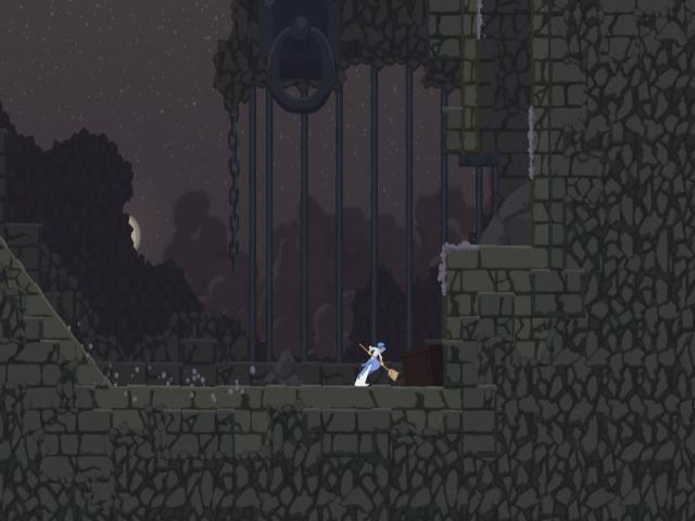 Dustforce DX - game cover