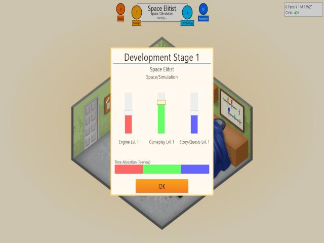 Game Dev Tycoon - title cover