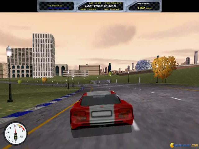 Viper Racing download PC