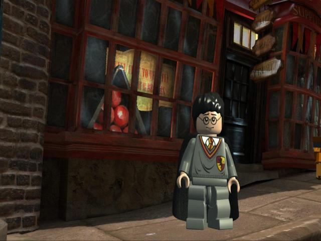 LEGO Harry Potter: Years 1-4 - title cover