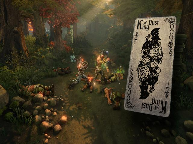 Hand of Fate - title cover