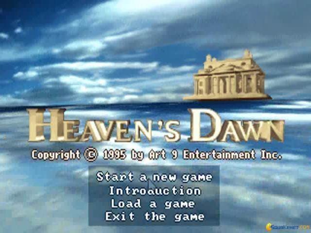 Heaven' s Dawn - title cover