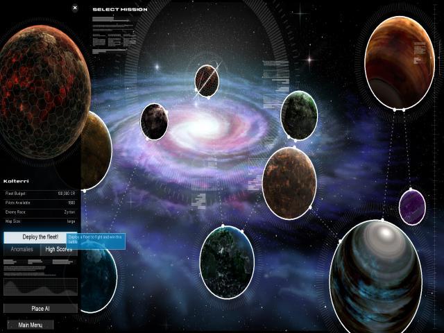 Gratuitous Space Battles 2 - title cover