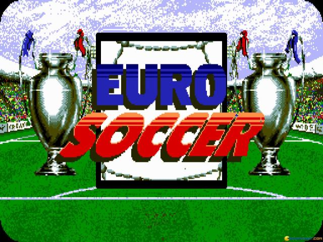 Eurosoccer - game cover
