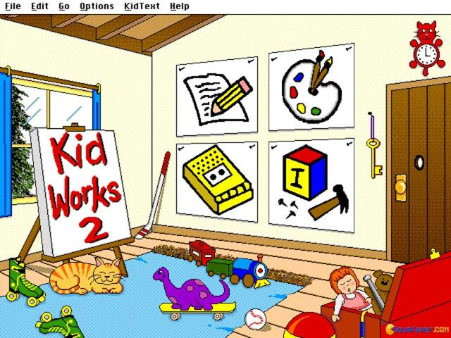 Kid Works 2 - title cover