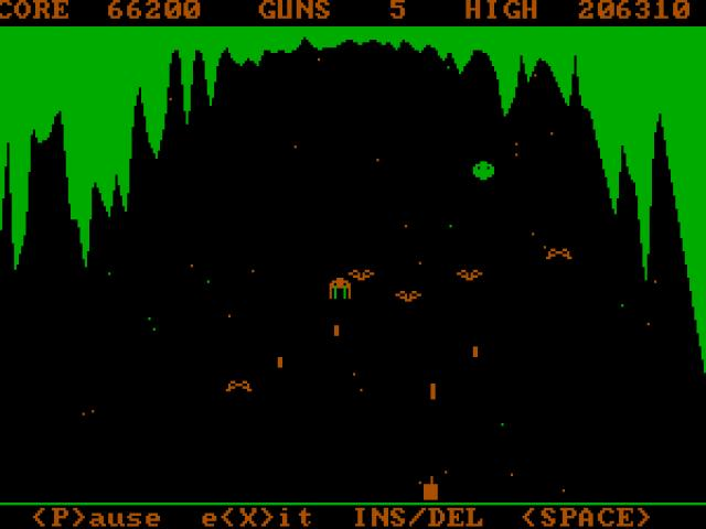 Bit-Bat - game cover