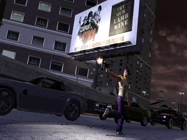 Saints Row 2 - title cover