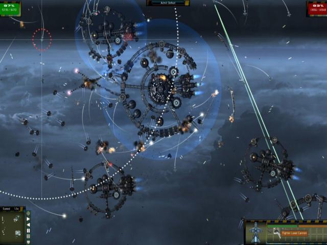 Gratuitous Space Battles - title cover