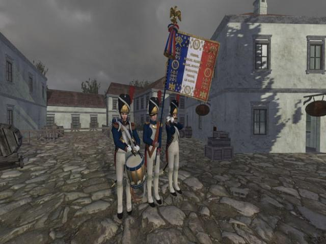 Mount & Blade: Warband - Napoleonic Wars - game cover