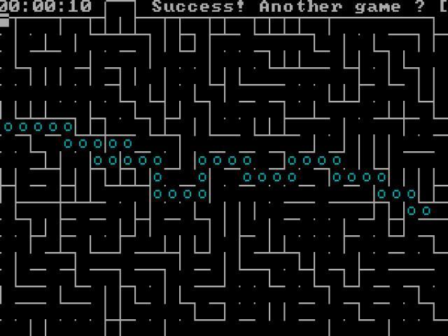 Maze - title cover
