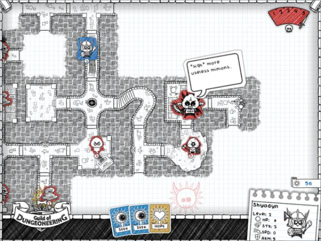 Guild of Dungeoneering - title cover