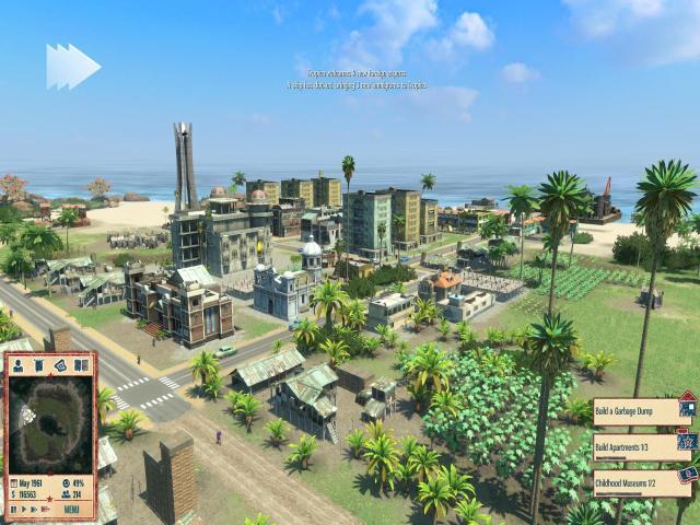 Tropico 4 - title cover