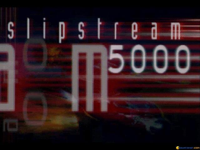 Slipstream 5000 - title cover