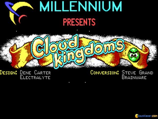 Cloud Kingdoms - game cover