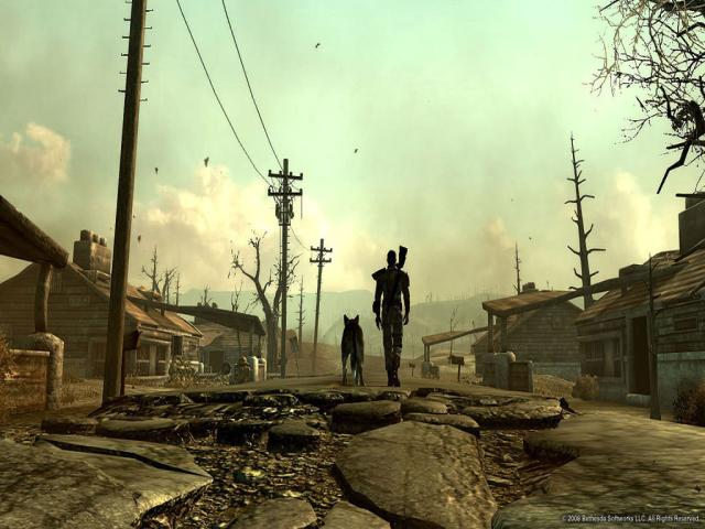 Fallout 3 - title cover