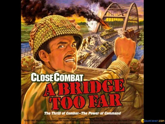 Close Combat 2 - title cover