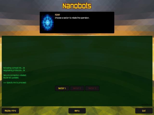 Nanobots - title cover