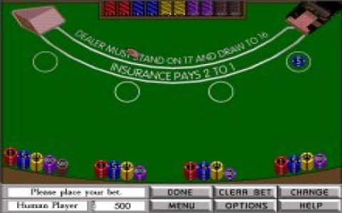 Casino Tournament of Champion - game cover