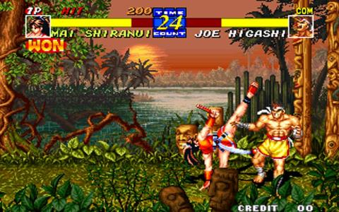 Fatal Fury 3 download PC