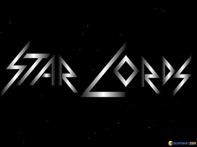 Star Lords - title cover