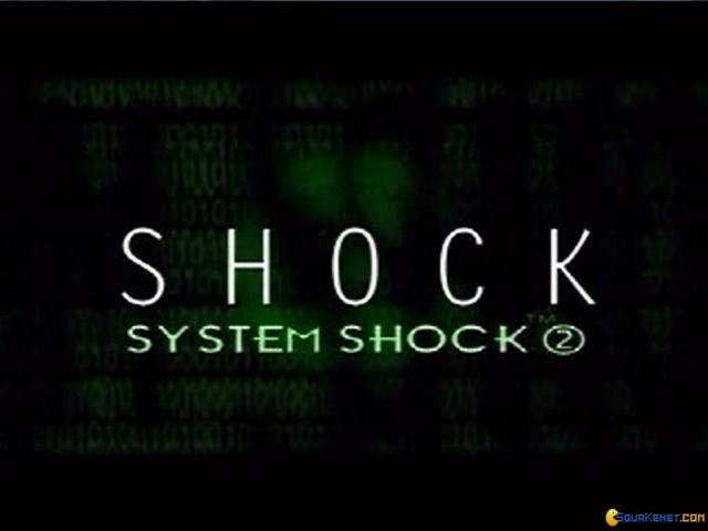 System Shock 2 - game cover