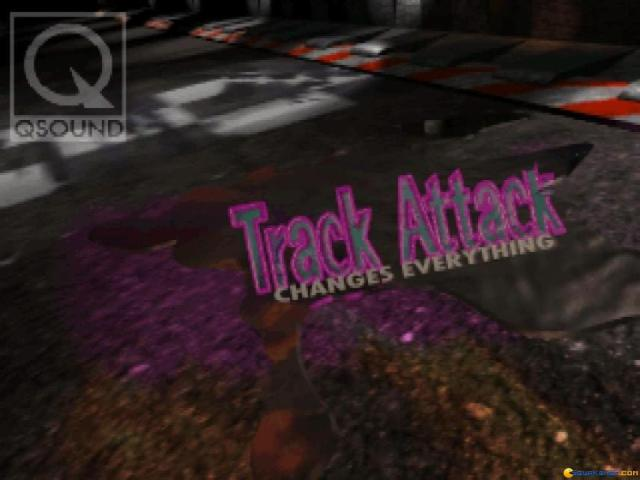Track Attack - title cover