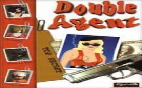 Double Agent - title cover