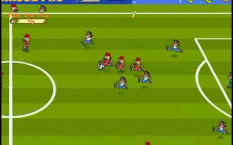 Comic Kicker Euro 2000 - title cover