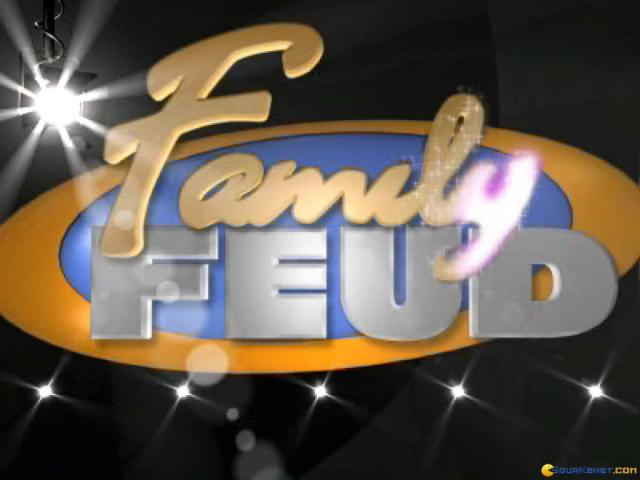 Family Feud - game cover
