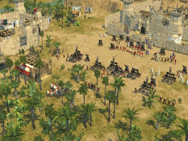 Stronghold Crusader 2 - game cover