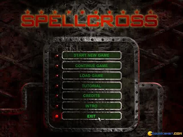 Spellcross - game cover