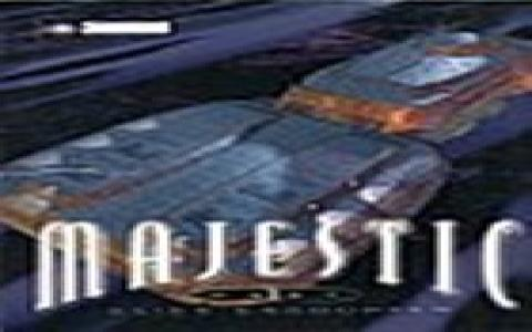 Majestic Part 1: Alien Encounter - title cover
