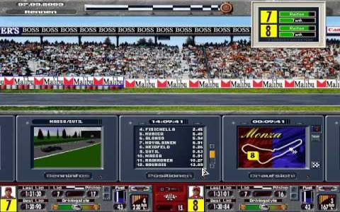F1 Manager Professional - title cover