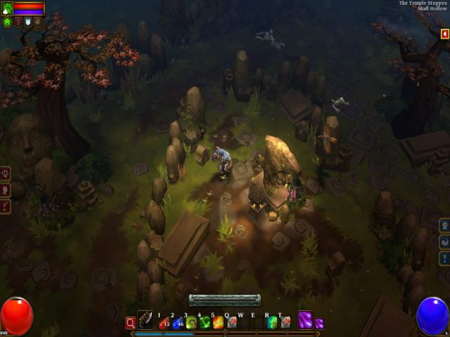 Torchlight II - title cover