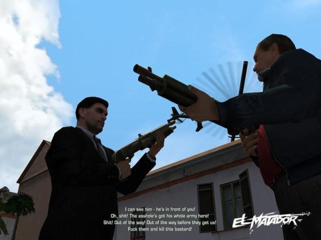 El Matador - title cover