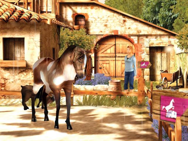 Petz: Horsez 2 - game cover
