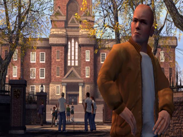 Bully Scholarship Edition - game cover