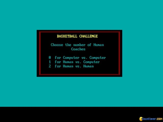 Basketball Challenge - game cover