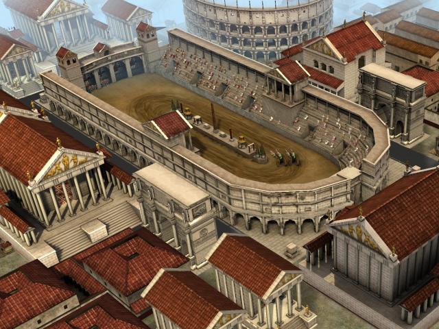 CivCity: Rome - game cover
