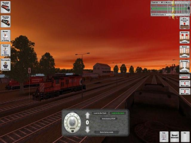 Rail Cargo Simulator - title cover