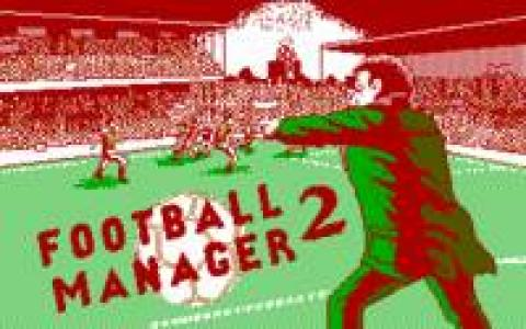 Football Manager 2 - title cover