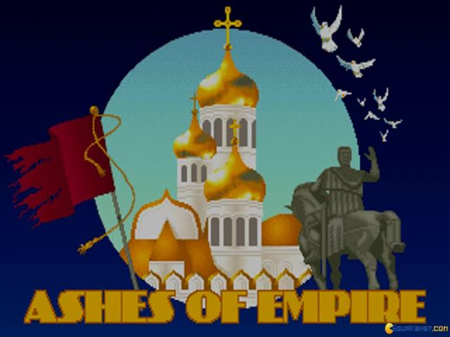Ashes of Empire - title cover