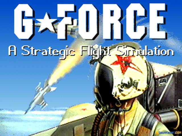 G-Force - title cover